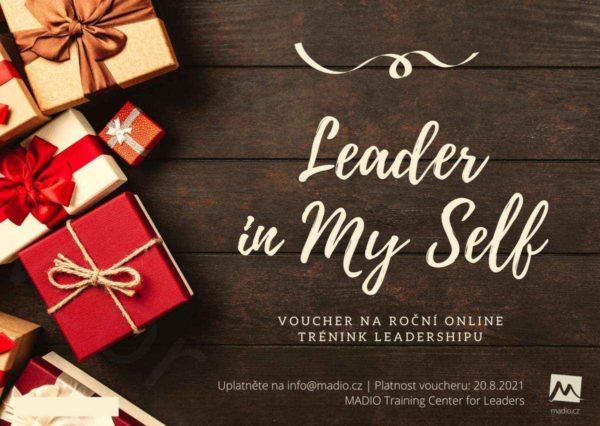 Leader in My Self, Voucher - MADIO