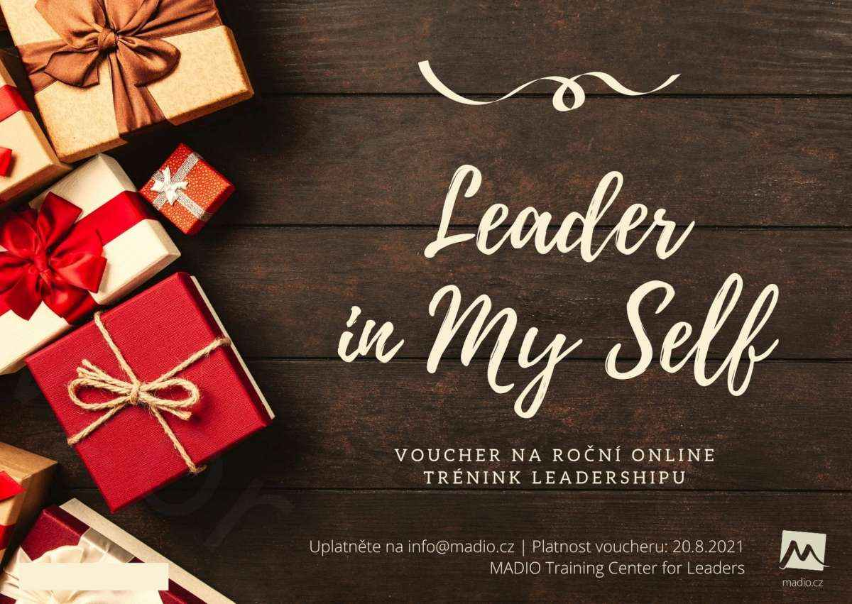 Leader in My Self, Voucher - MADIO